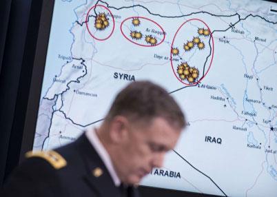 أميركا تبدأ غزوها لسوريا