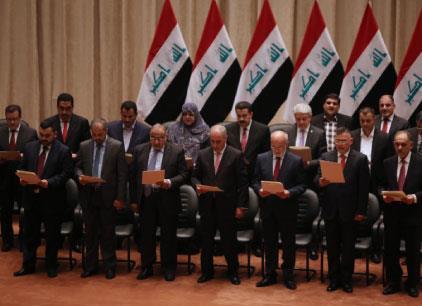 العراق | توافقات غير مكتملة تلد حكومة ناقصة