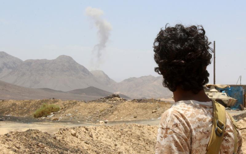 أدانت «اللجنة الثورية العليا» في صنعاء عملية إعدام الجنود (أ ف ب)