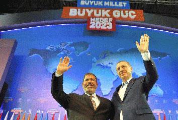 العلاقات المصرية ـ التركية: السياسة تغلب الاقتصاد
