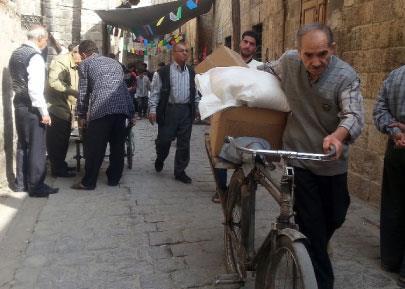 حلب... القهر أيضاً أحد أسلحة الحرب