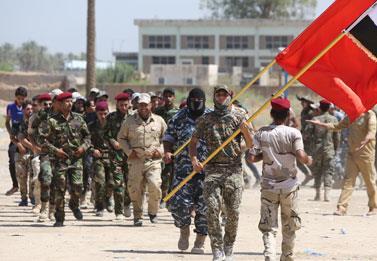 «حزب الله» حامي بغداد وممزق جسد «داعش»