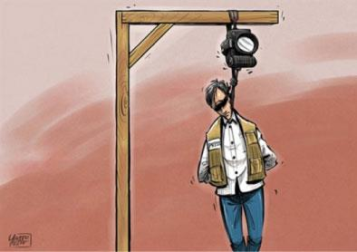 هكذا يعيش صحافيو العراق  ... في الزمن الداعشي