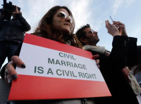 الزواج المدني... نقطة في منهج المقاربة