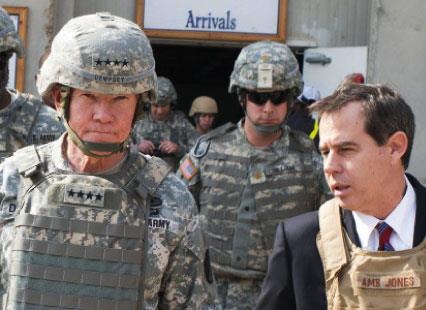 أوباما لا يستبعد إمكانية التدخل البري ضد «داعش»