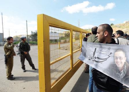 الصحافة الفلسطينية أقوى من سجون الاحتلال