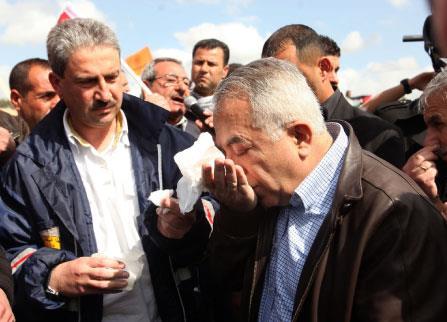 «ماراثون» القدس المحتلة: مواجهات واعتقالات