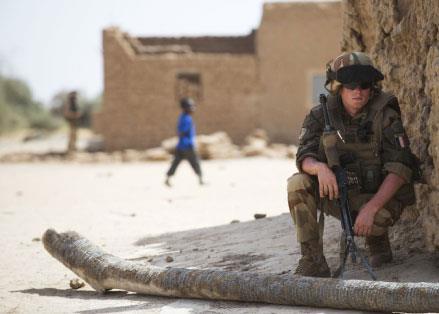 شمال مالي:  من يأبه للرجال الزرق؟