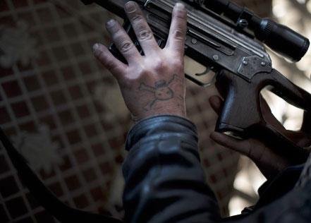 خارطة معارك الجيش والمعارضة: دوائر من نار