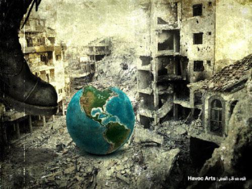 يوم انتقلت معركة فلسطين إلى أحياء دمشق