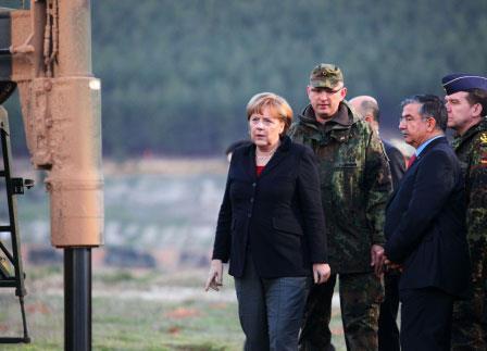 أسلحة ألمانية إلى دول الخليج لقتال الشوارع