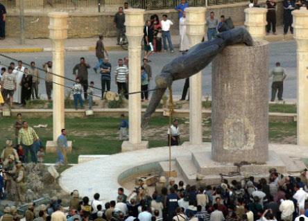العراقيّون يتساءلون: هل الوضع الحالي أفضل من عهد   صدام؟