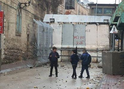مدارس في الخليل: «عطلة» بأمر الاحتلال!