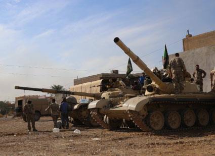 العراق | مركز تدريبي أميركي في الأنبار... ووفد من المحافظة إلى الكونغرس