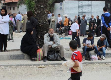 مخيّم اليرموك... نكبةٌ في ذكرى النكبة