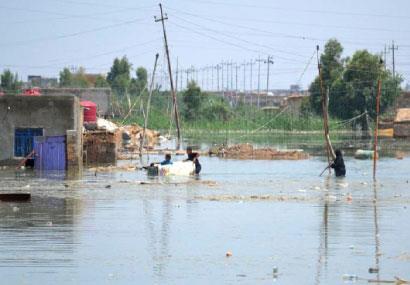 العراق: للبيئة أصدقاء يدافعون عنها