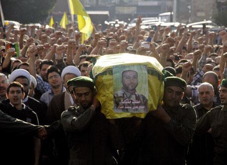 حزب الله وشهداء الواجب الجهادي