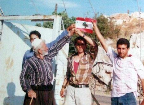 عساف أبو رحال «محرّراً» مزارع شبعا