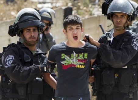 الحراك الثوري العربي الراهن وآفاق انتفاضة فلسطينية ثــالثة