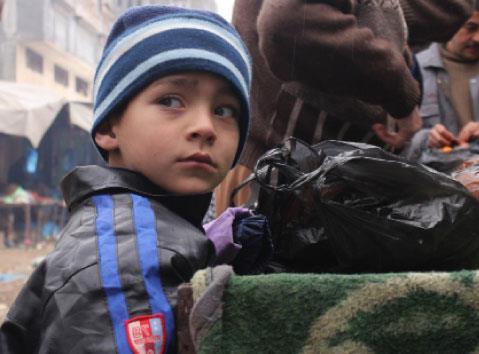 هُتاف لاجئ في جرح أسير