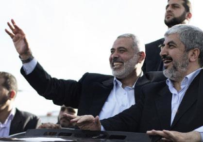 قيادة حماس...  إلى «القطرنة» دُرْ