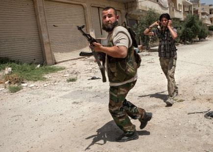 هل صحيح أن الأسد يريد دولــة علوية؟