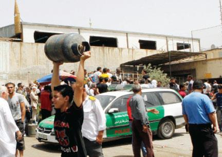 باتريوت لمن؟ قراءة الانتفاضة السورية ضمن خريطة العالـم الآن