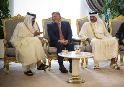 قطر | تميم ضد المذهبيّة: نحترم التيارات الفاعلة في   المنطقة!