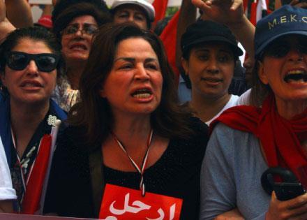 لحظة تلفزيونية نادرة... رغم حزن «الجزيرة»