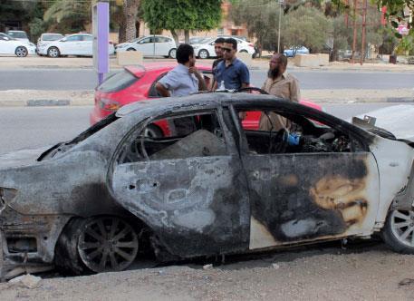 الحكومة الليبية أمام تحديات الأمن... والاستقالات
