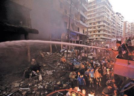 الجيش يكشف المشتبه فيهم في تفجير بئر العبد