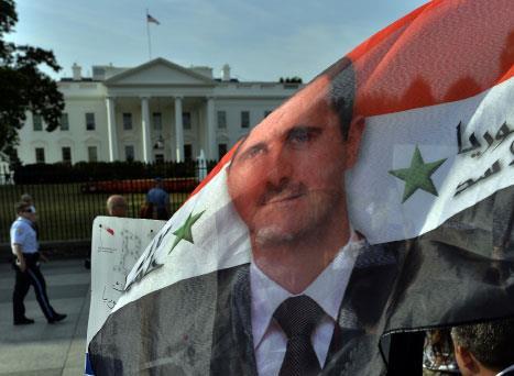 مقايضة واشنطن: السلاح الكيميائي أهم من إسقاط  النظام