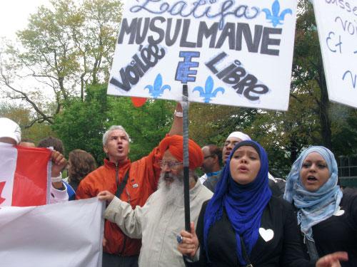كيبك على خطى فرنسا:  لمنع الرموز الدينية