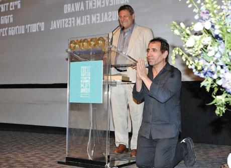 تماسيح الفن السابع في المستنقع الصهيوني