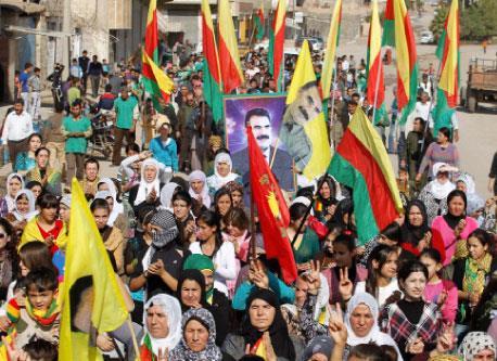 الإدارة الذاتية الانتقالية في «غرب كردستان»