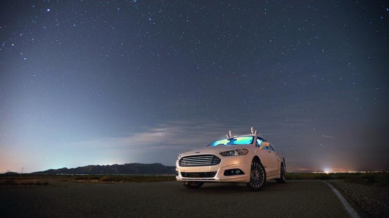 تقنية الاستشعار «ليدار» LiDAR تعمل ضمن برنامج السائق الافتراضي للسيارة