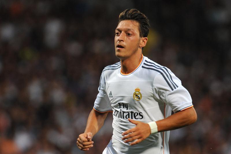 أكد أوزيل أنه لن يعود إلى ريال مدريد