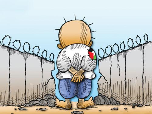 Boycott Israel   داود كتّاب جرفه «أوتوستراد» التطبيع