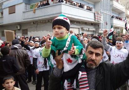 من يسمي الجمع السوريّة؟