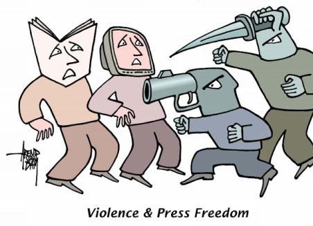 حرية الصحافة في لبنان: تراجع «بلا حدود»