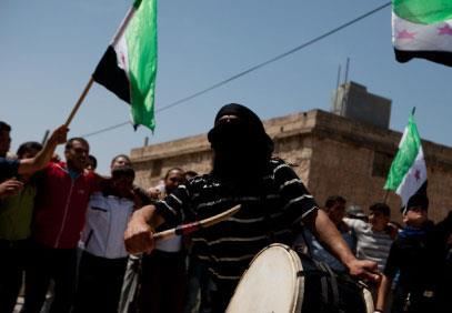 قتلى واعتقالات تغلق جامعة حلب