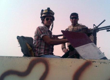«صورة تذكارية» أخيرة لجندي عراقي