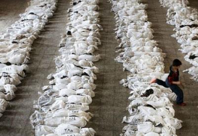 BBC في الحولة: انتبه هذه الصورة تخفي مجزرة أخرى!
