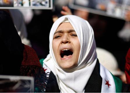 الثامن من آذار: البعثيّون في ذكرى ثورتهم والمعارضون فــي يوم نسائهم
