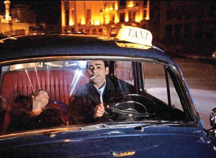«تاكسي» دانيال جوزيف  بلا وجهة محدَّدة