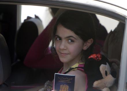 تضامن لبناني على الفايسبوك:  السوريون في القلب