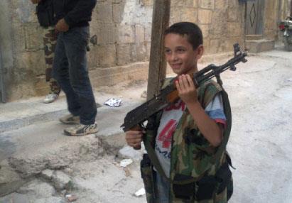 إدلب... ممرّ السلاح وحاضنة «الجيش الحر»