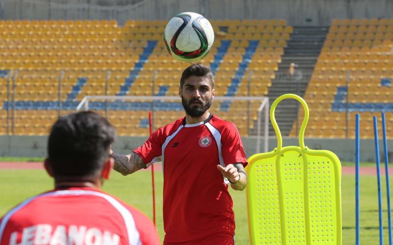 خاض يوسف محمد 50 مباراة دولية مع منتخب لبنان سجّل خلالها 3 أهداف (عدنان الحاج علي)