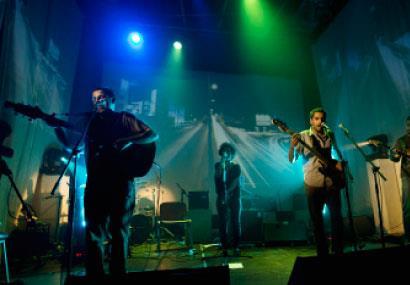 فرقة «المربّع»:  ليلة القبض على «صوت العصر»