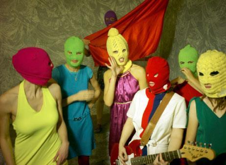 Pussy Riot قرباناً على «مذبح» بوتين